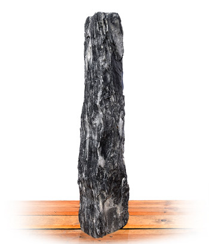 Arctic Blue Marmor Quellstein Nr 49/H 112cm (Quellsteine)/ Bild 2