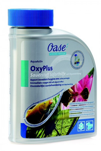 Oase AquaActiv OxyPlus 500ml