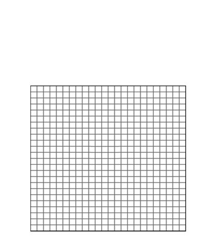 PE Gitternetz Ø 46cm
