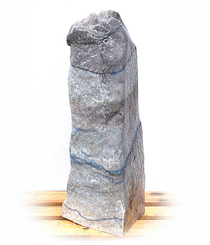 Azul Macaubas Quellstein Nr 24/H 80cm - Bild 02