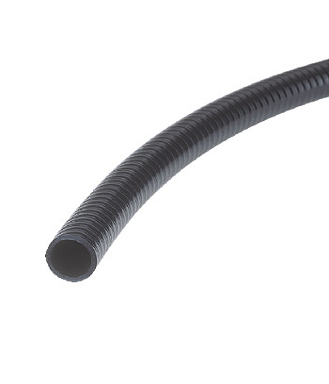 """Spiralschlauch schwarz 2"""", 25 m 01"""