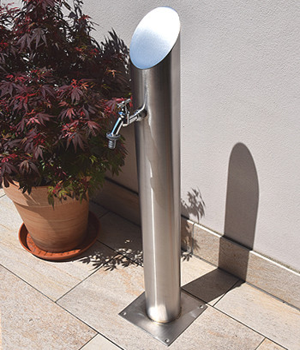 Wasserentahmestelle Elber (Default)/ Bild 1