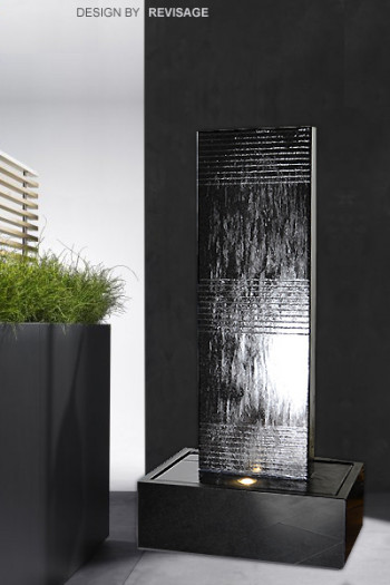 Wasserwand Vienne Black Beauty