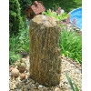 Quellstein Brunnen Set Woodstone 60 - bild 01
